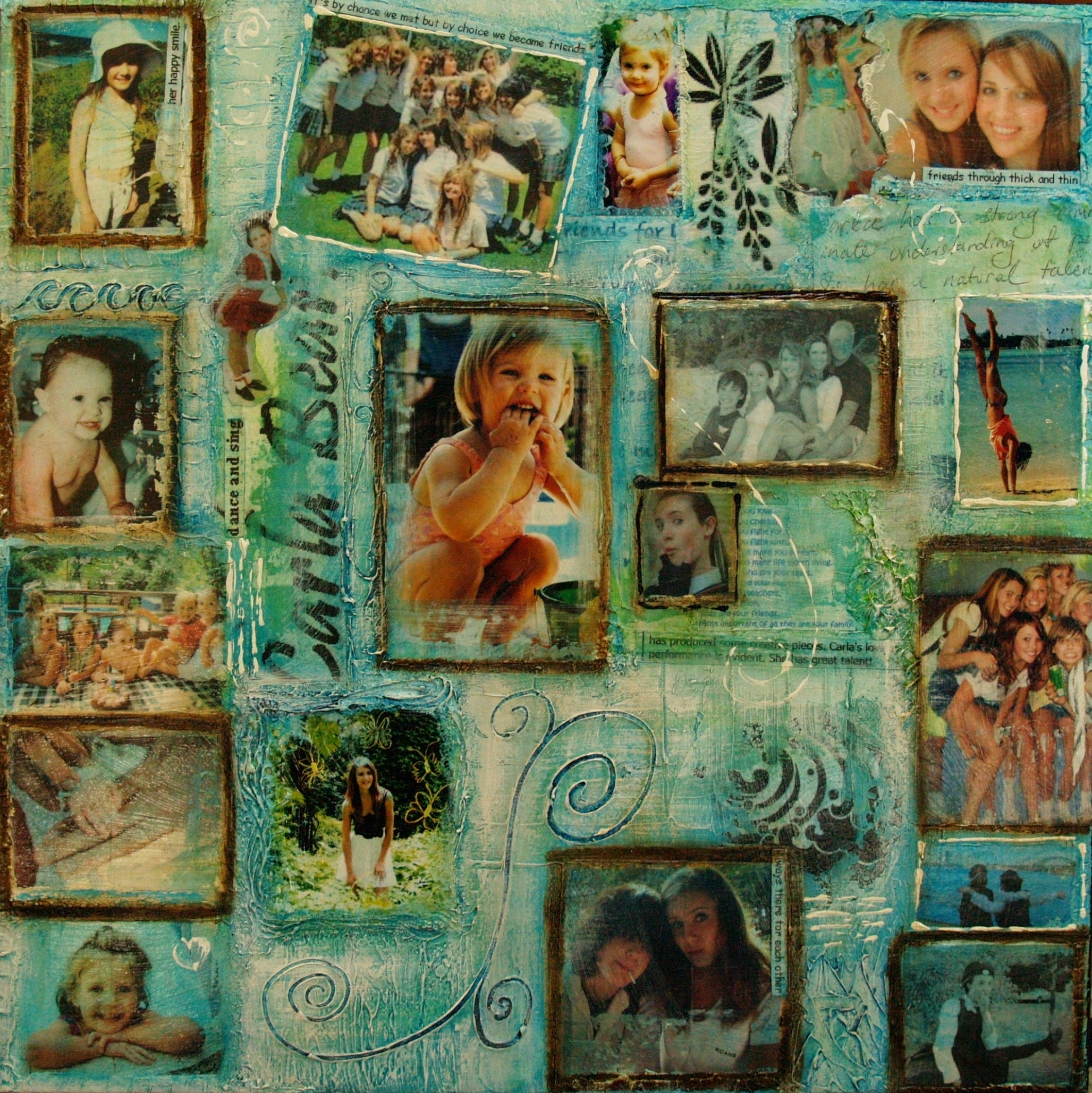 Personal Collage